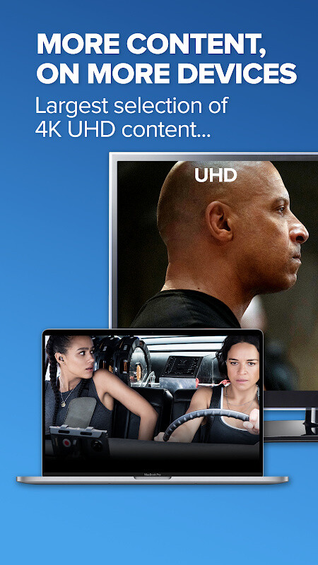 Vudu Movies & TV Free Samsung Galaxy S3 App download