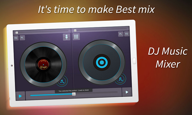 DJ Music Mixer: Sound Studio Free Android App download - Download
