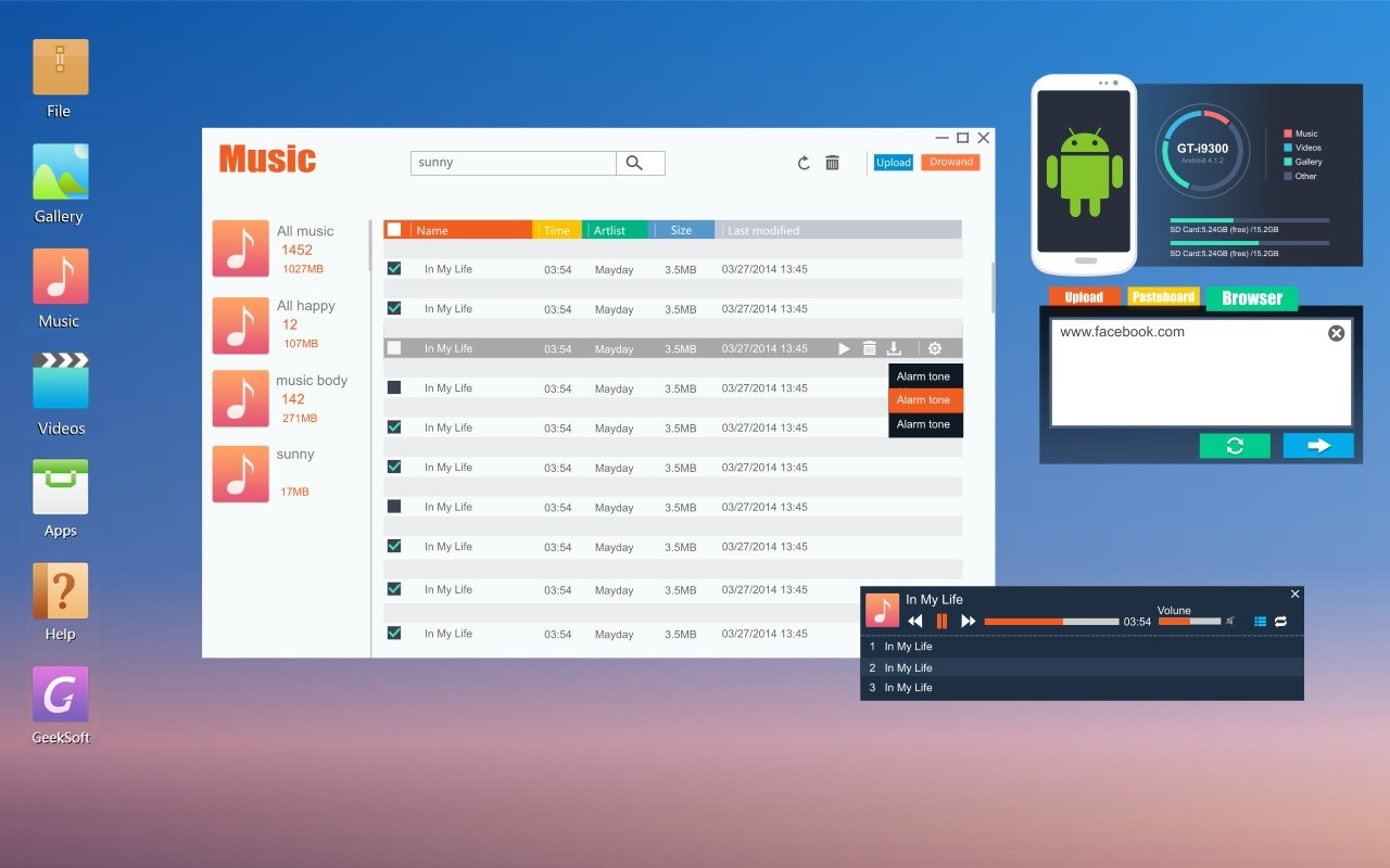 Web PC Suite - File Transfer Free LG Phoenix App download - Download