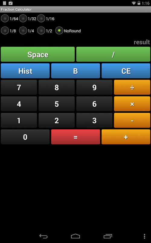 Handyman Calculator Free Android App download - Download the
