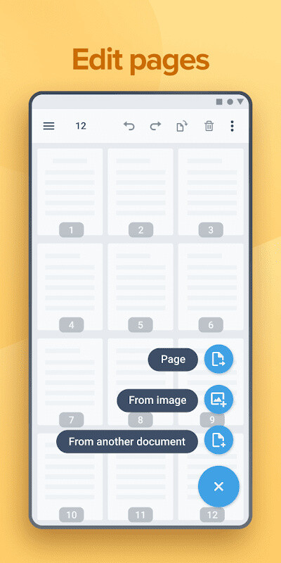 Xodo PDF Reader & Editor Free HTC Tattoo App download