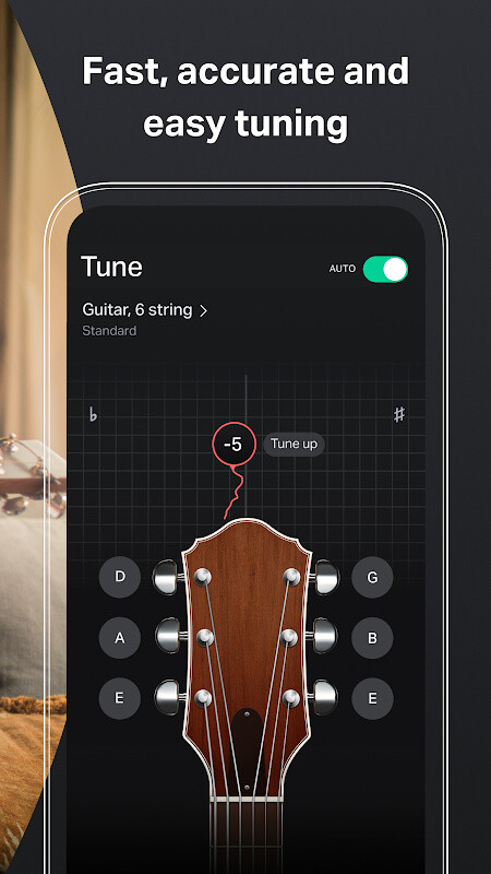guitar tuner free guitartuna free android app download download the free guitar tuner free. Black Bedroom Furniture Sets. Home Design Ideas