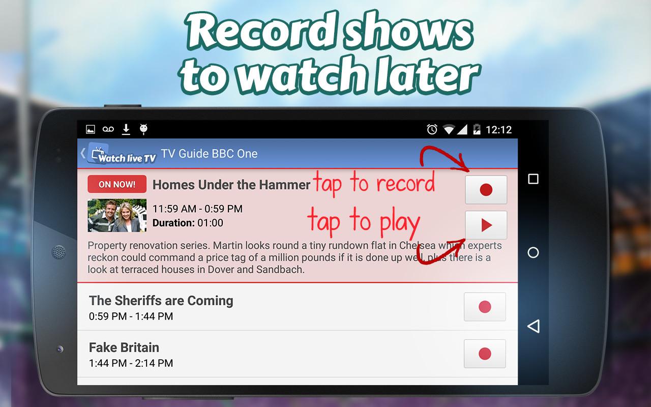 MobiTV - Watch TV Live Free Samsung Galaxy Y App download - Download
