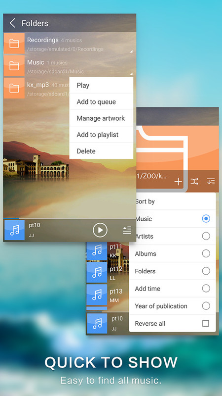 Music Player - Mp3 Player Free Samsung Galaxy Y App download