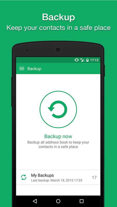 Simpler Contacts & Dialer Free Android App download ...