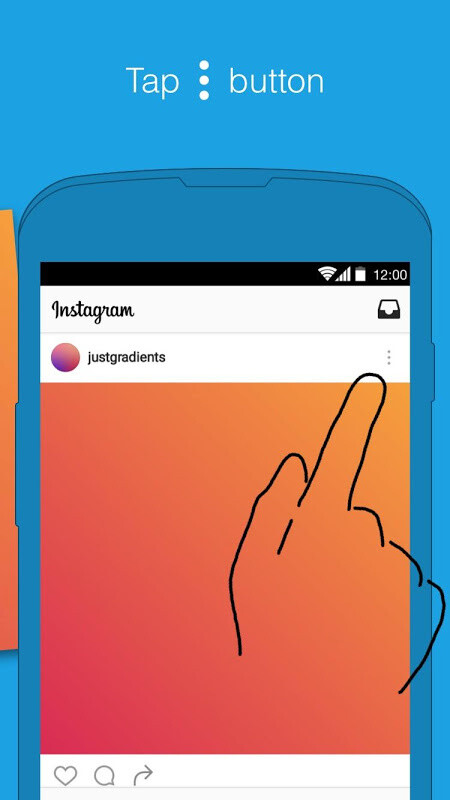 Repost for Instagram Free Samsung Infuse 4G App download