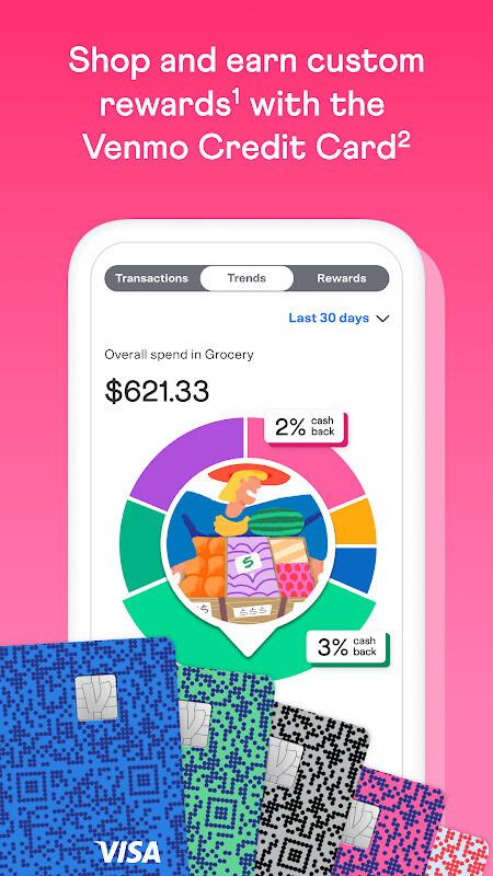 Venmo Mobile Wallet: Send & Receive Money Free Android App