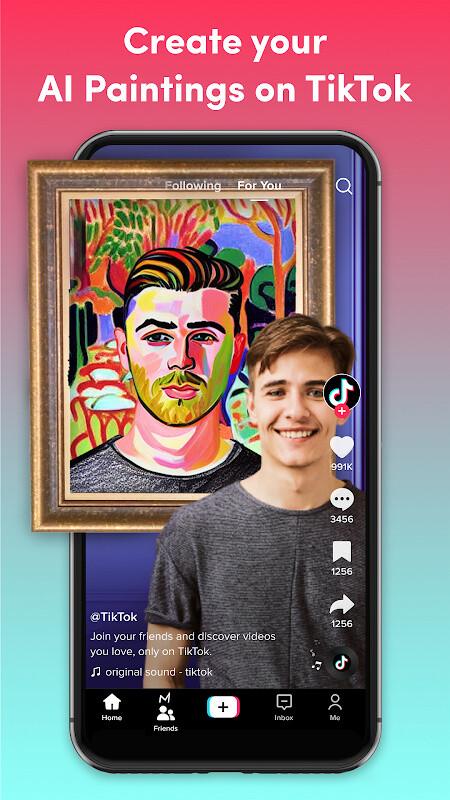 TikTok Free Android App download - Download the Free TikTok