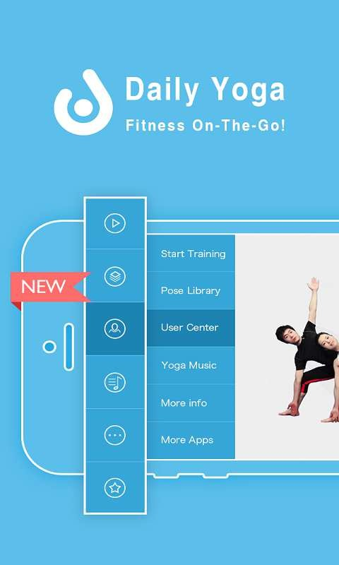 Daily Yoga Free HTC Wildfire App download - Download the Free Daily