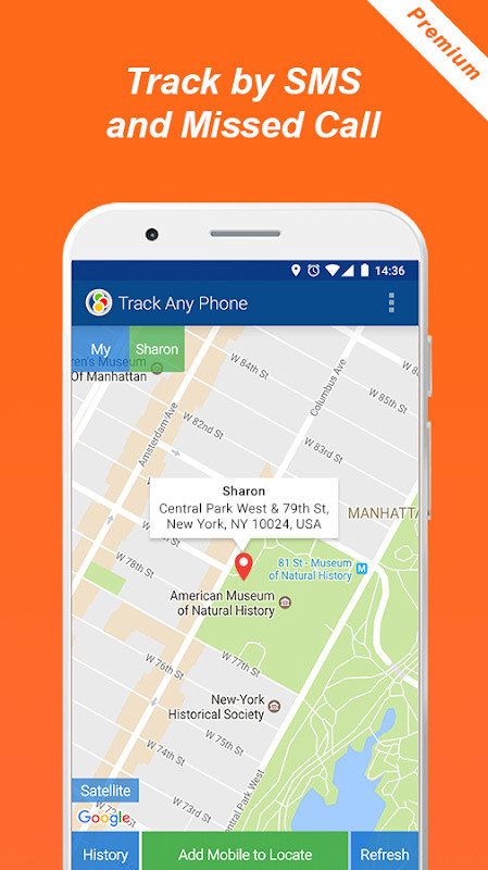 Track Any Phone Free LG Phoenix App download - Download the
