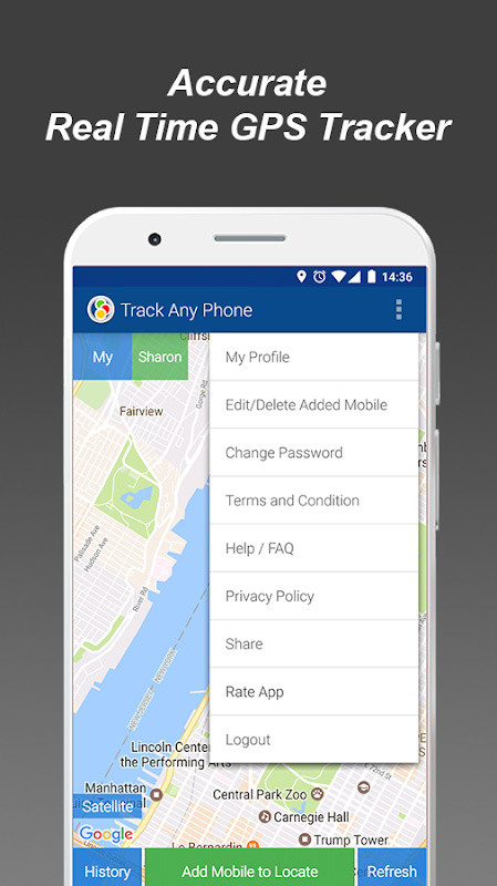 Track Any Phone Free LG Phoenix App download - Download the Free