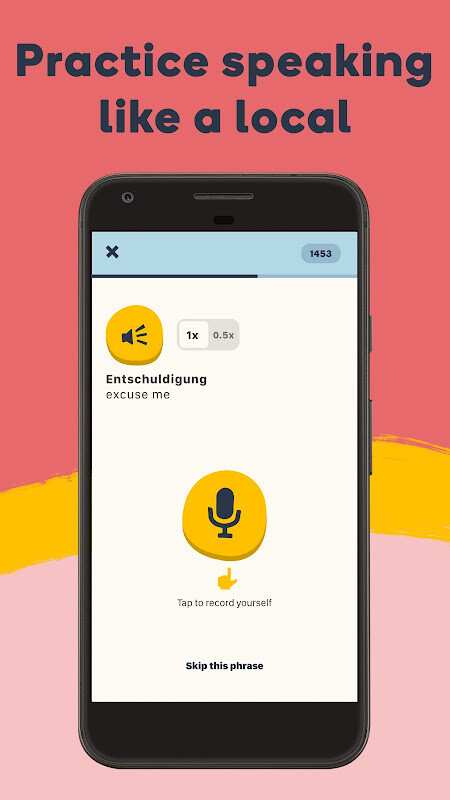 Learn Languages, Grammar & Vocabulary with Memrise Free