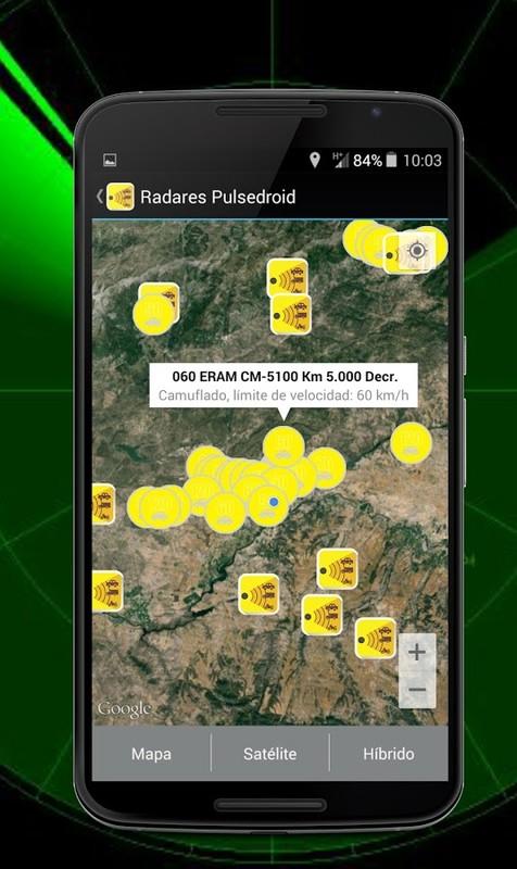 Radar Detector App >> Speed Radar Detector Free Samsung Galaxy S I9000 App