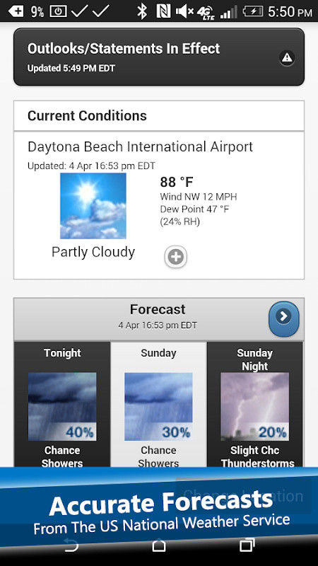 Weather Radar Widget Free Samsung Galaxy Tab 2 7 0 App