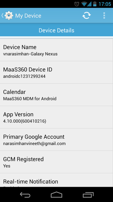 MaaS360 MDM for Samsung Free Motorola Defy App download - Download
