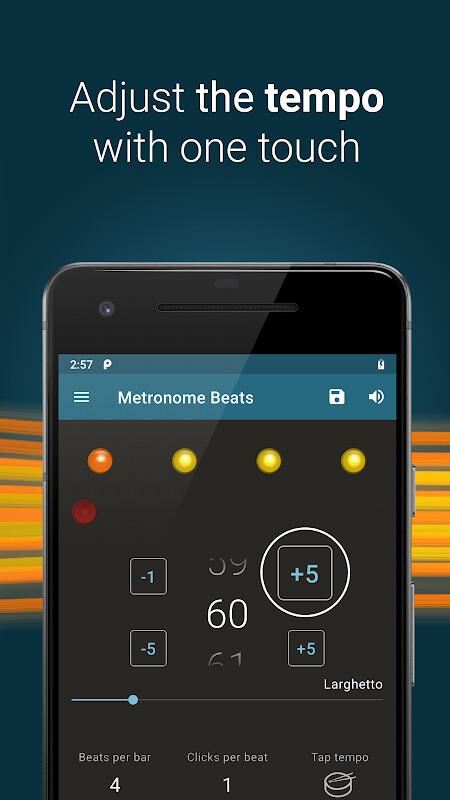 Metronome Beats Free LG Revolution App download - Download