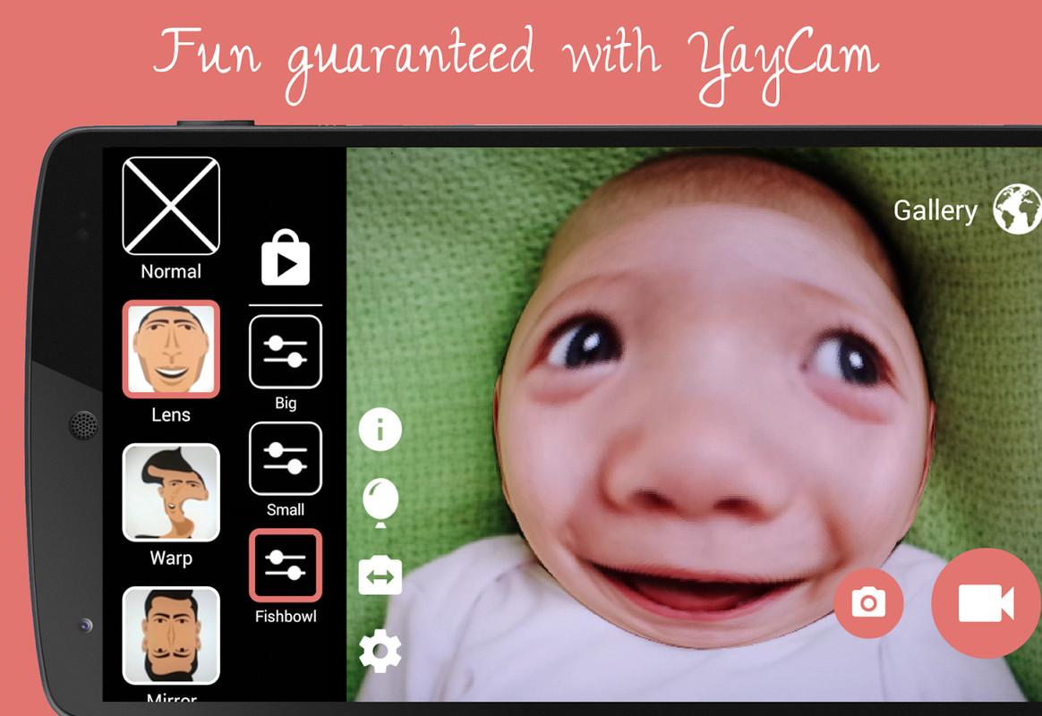 Funny Camera - Video Booth Fun Free Sony Ericsson Xperia