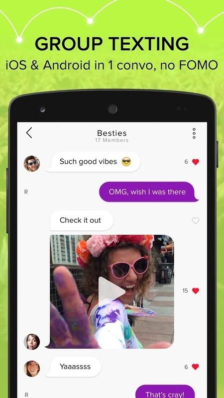 Jott Messenger Free Android App download - Download the Free Jott
