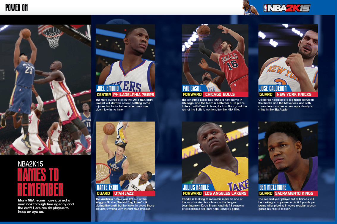 LAUNCH DAY (NBA 2K15) Free Samsung Galaxy S3 App download - Download