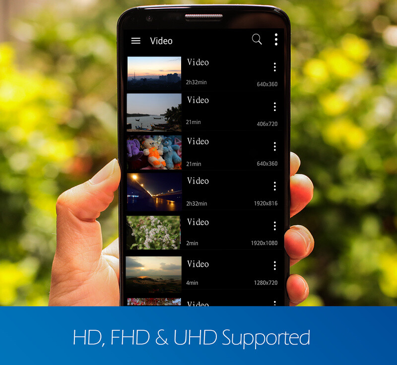 video player for android Free Samsung Infuse 4G App download