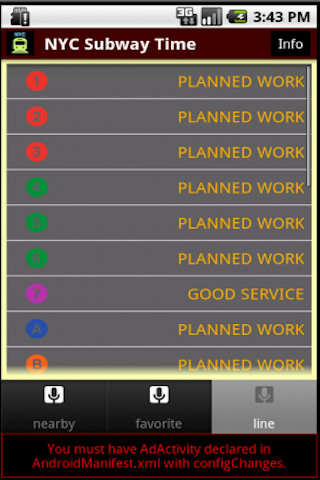 free chat line nyc subway