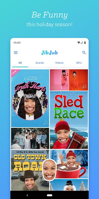 JibJab Free Samsung Galaxy Note App download - Download the Free