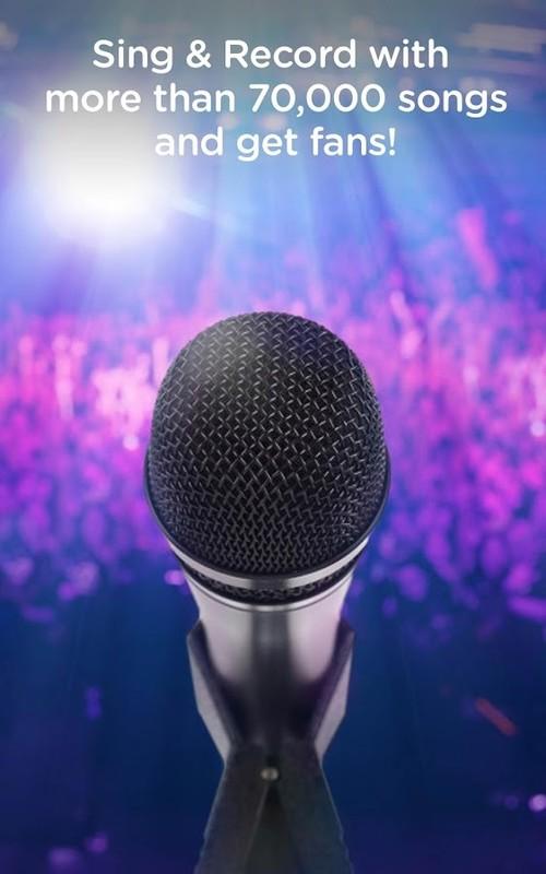 Red Karaoke Sing & Record Free Sony Ericsson Xperia Ray App