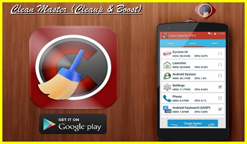 free download clean master pro for android