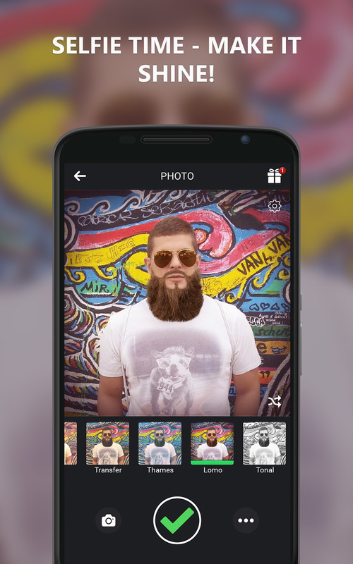 Hipster Camera Free Android App download - Download the Free