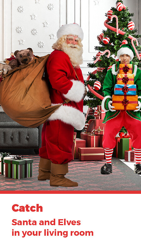 ... Catch Santa In My House ...