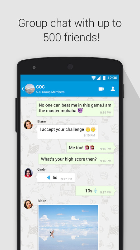 SOMA free video call and chat Free HTC Wildfire S App