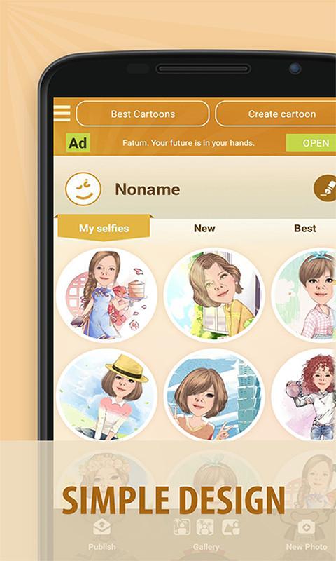 Moment Social Cartoon Cam Free Samsung Galaxy Y App download