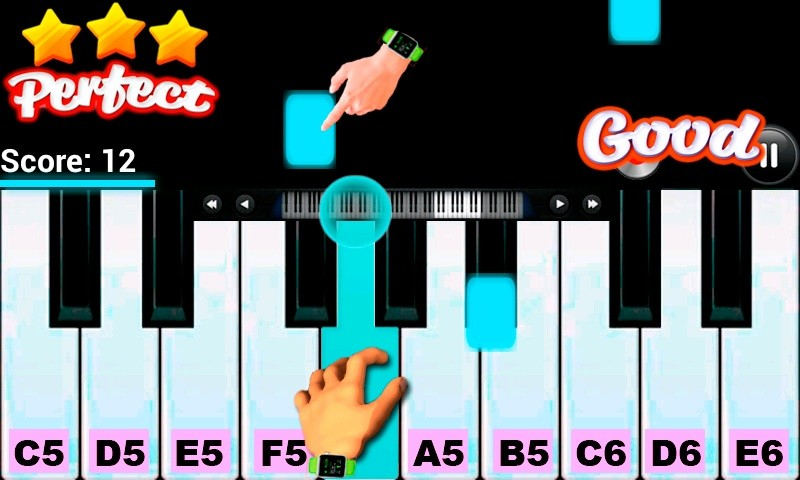Magic Piano Free Android App download - Download the Free