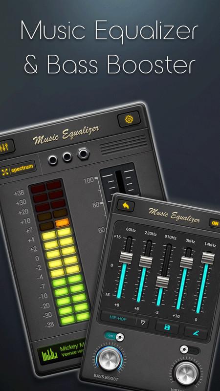 Equalizer - Music Bass Booster Free Samsung Galaxy mini 2 App