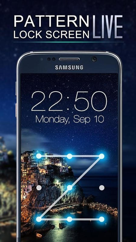 Pattern Lock Screen Free Samsung Infuse 4G App download