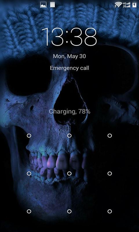 Skull Wallpaper HD background Free Samsung Galaxy Tab 2 7 0 App