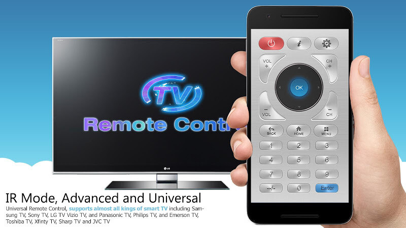 Remote Control for TV Free HTC Panache App download
