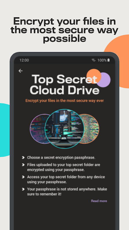 100 GB Free Cloud Drive from Degoo Free HTC Explorer App