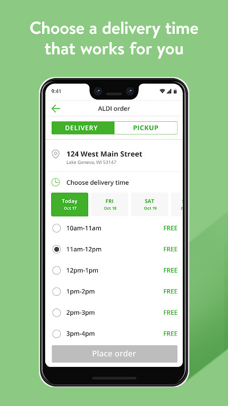 Instacart: Grocery Delivery Free Android App download