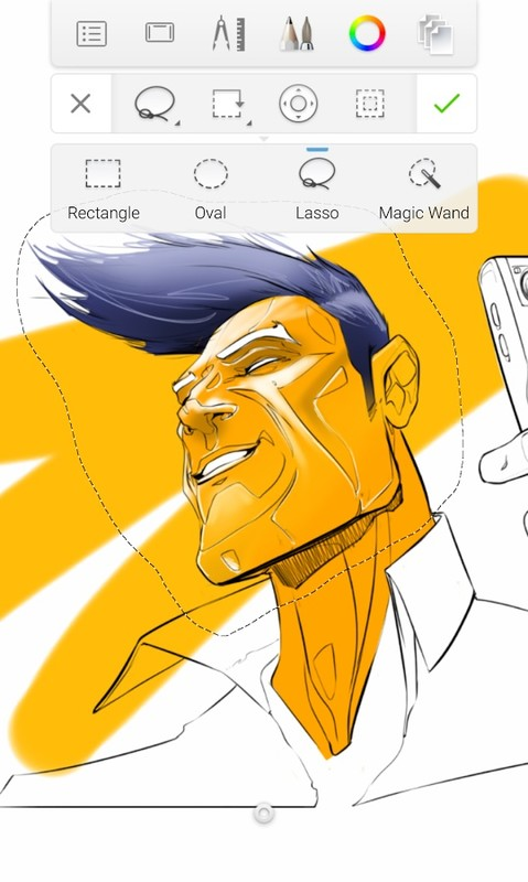 SketchBook for Galaxy Free Android App download - Download