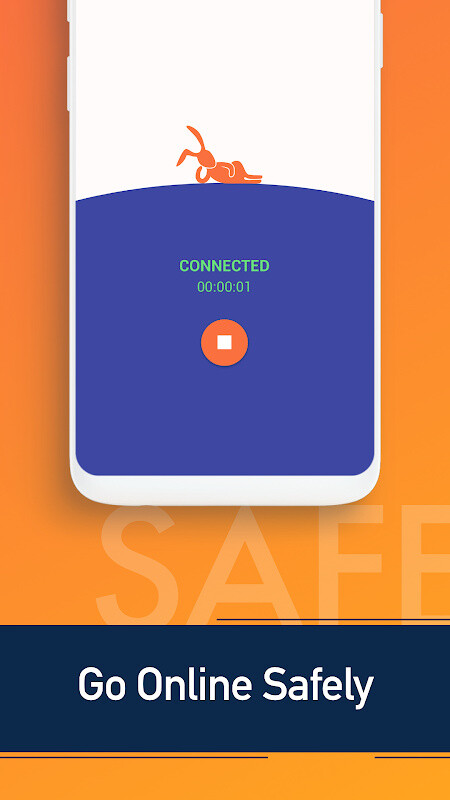Turbo VPN- Free Proxy Server & Secure VPN Service Free Android App