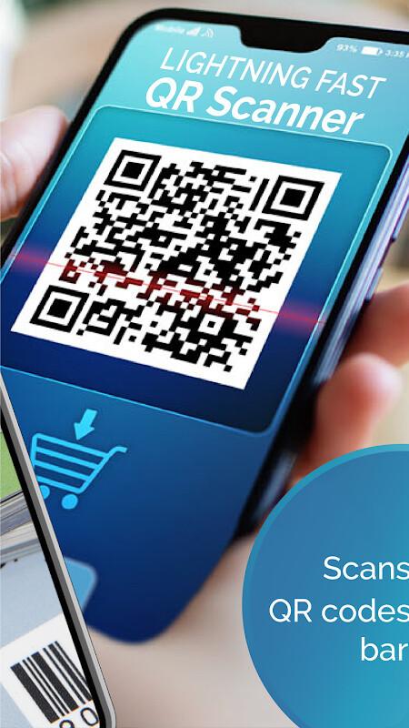Free QR Scanner: Bar Code Scanner & QR Code Reader Free Android App