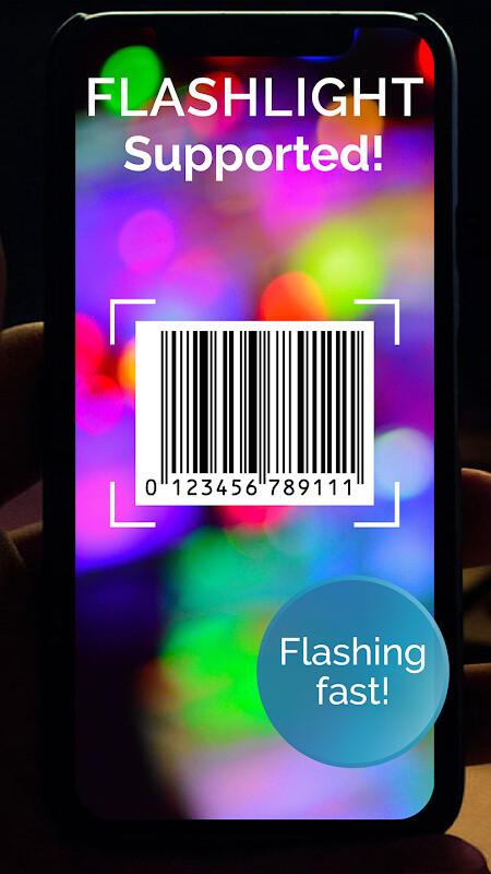 Free QR Scanner: Bar Code Scanner & QR Code Reader Free