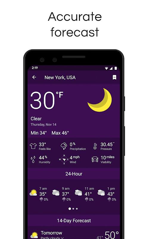 NOAA Weather Radar Live & Alerts Free Samsung Galaxy S3 App download