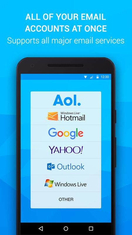 Email App for AOL Mail Free Android App download - Download the Free