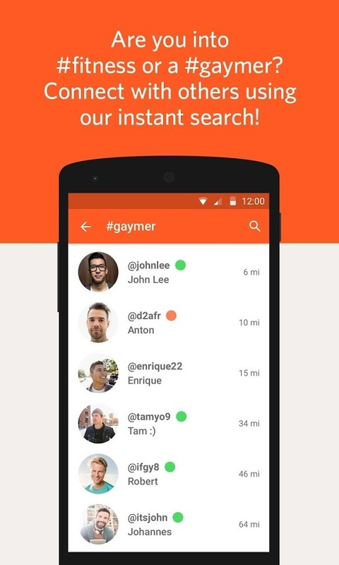 Hornet - Gay Social Network Free Android App download