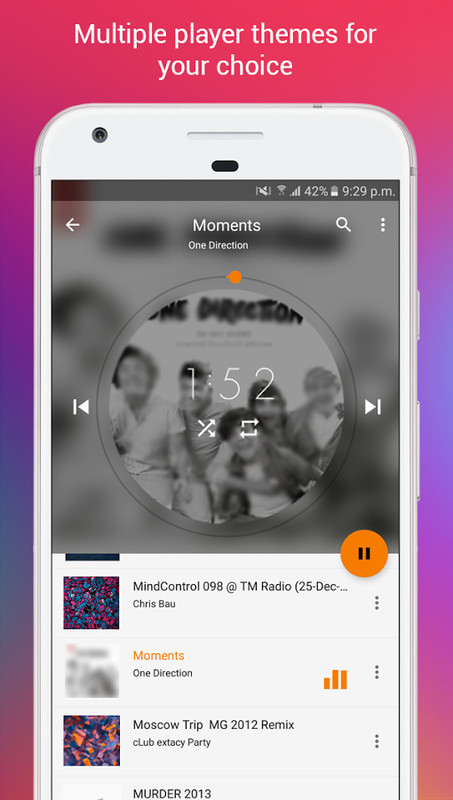 Music Player MP3 Songs Offline Free Android App download