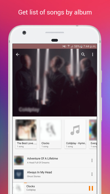 Music Player MP3 Songs Offline Free Android App download - Download