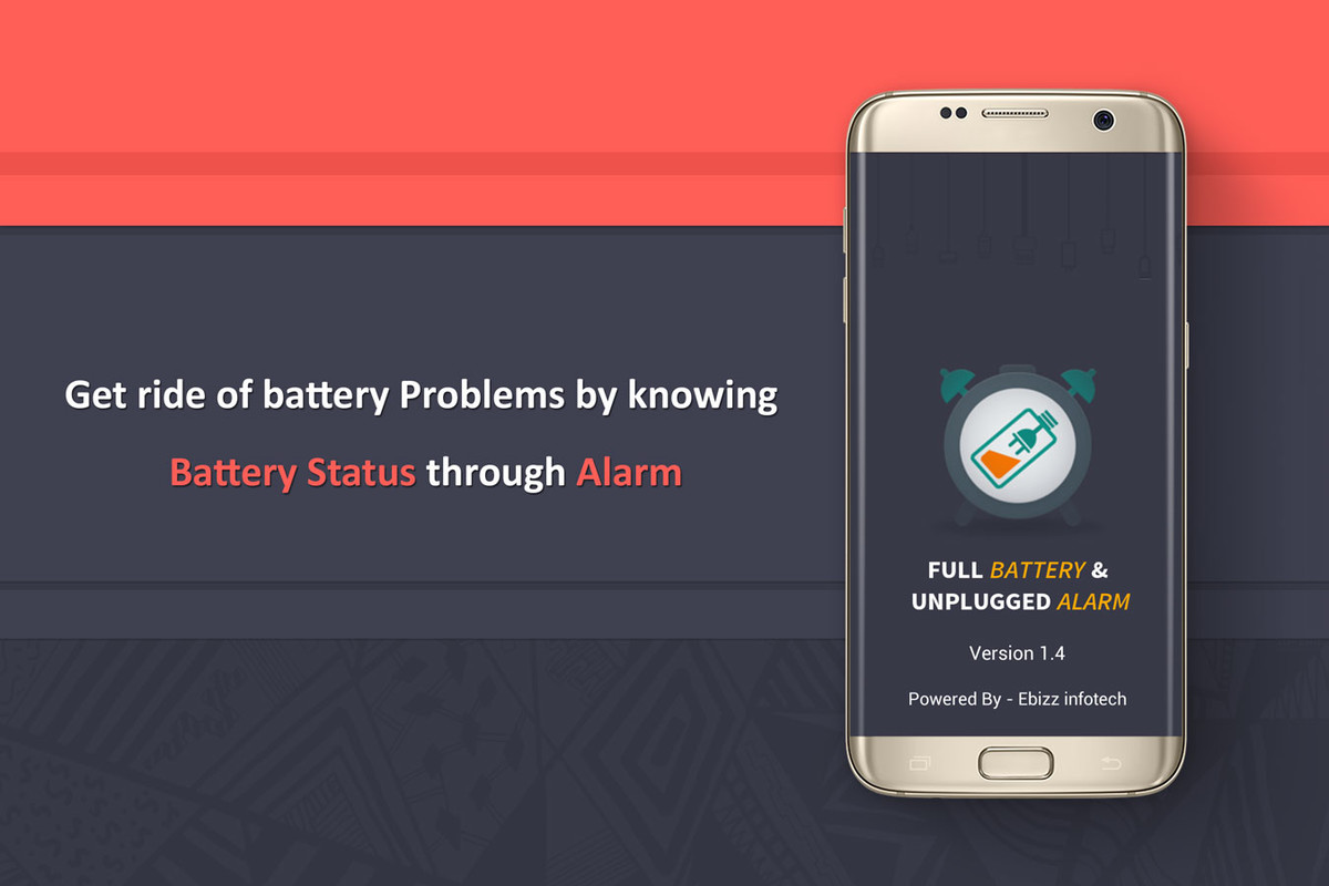 Full Battery & Unplugged Alarm Free Android App download