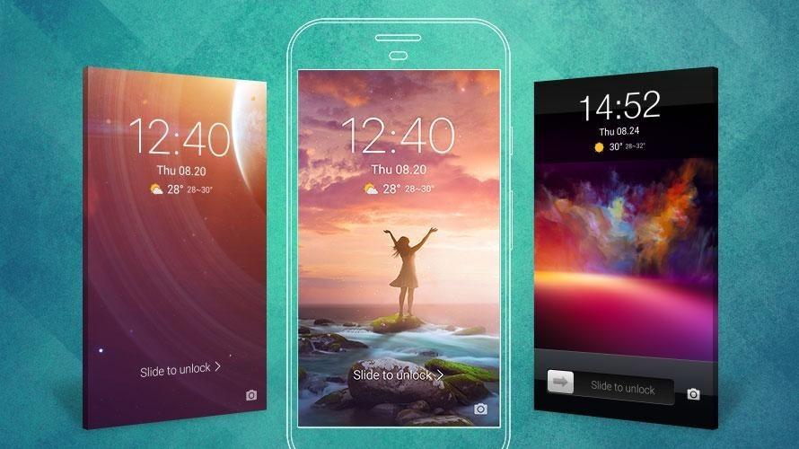 Fingerprint Lock Screen App Free Android App download